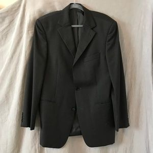 Hugo Boss Blazer Gray 42R EUC